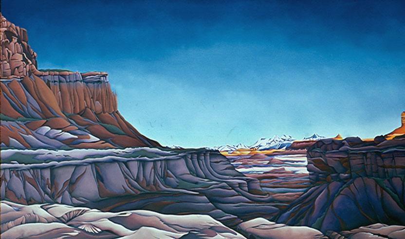 "Virginia Jenkins, ""Canyon of the Demon Wind"""